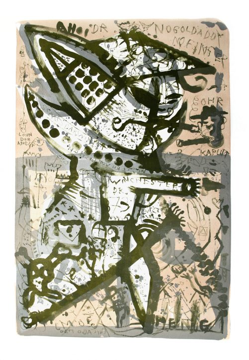 Jonathan Meese Winchester 73