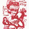 Jonathan Meese Lithografie