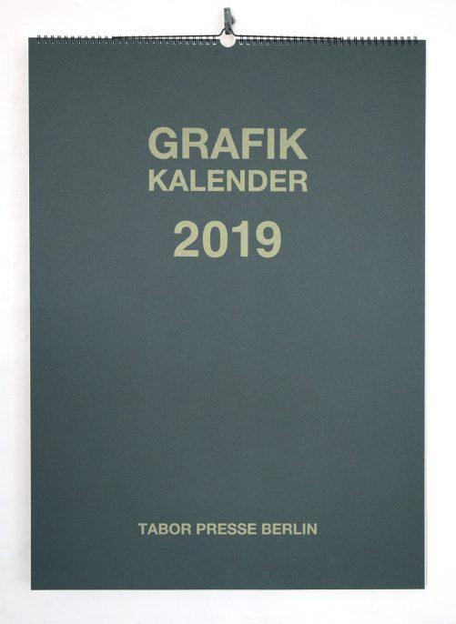 Grafik-Kalender 2019
